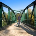 Small bridge — Stock Photo #9074155