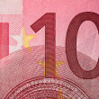 Ten Euro bill - Stock Photo