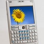 Mobile Phone — Stock Photo #9074419