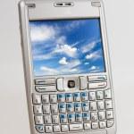 Mobile Phone — Stock Photo #9074420