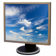 Liquid crystal display — Stock Photo