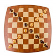 Chessboard - Stock Photo