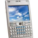 Mobile Phone — Stock Photo #9074693