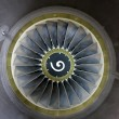 Jet Engine — Stockfoto