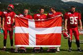American Football B-European Championship 2009 — Stock Photo