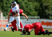 American Football B-European Championship 2009 — Stockfoto