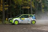 Waldviertel Rallye 2009 — Stock Photo