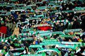 SK Rapid vs. Celtic Glasgow F.C. — Stock Photo