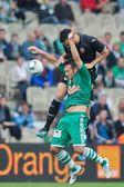 SK Rapid vs. Valencia FC — Stock Photo