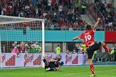 Austria vs. Turkey — Foto Stock
