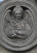 Stone angel — Stock Photo