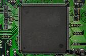 Elektronik - cpu — Stockfoto