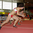Indoor Championship 2012 - Stockfoto