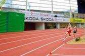 Indoor Championship 2012 — Stock Photo