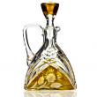 Stock Photo: Decanter,isolated