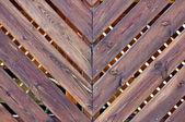 Wooden fence — ストック写真