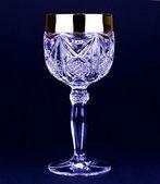 хрустальное стекло — Стоковое фото