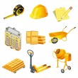 Building icons — Stock Vector #9131472
