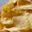 Stock Photo: Potato Chip Pile 2