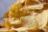 Potato Chip Pile 2 — Stock Photo