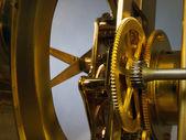 Golden Clockworks — Stock Photo