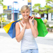 Czas na zakupy — Zdjęcie stockowe