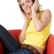 Listen to the music — Stock Photo #9300919
