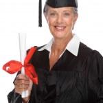 Graduate — Stock Photo #9302631