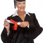Graduate — Stock Photo #9302638