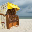 Beachchair - Stock Photo