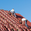 Roofers — Stock Photo