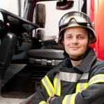 Firefighter — Stock Photo #9304382