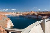 Glen Canyon Dam — Stock Photo