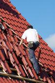 屋根職人 — ストック写真