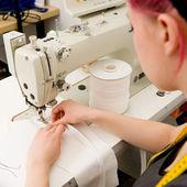 裁缝 — 图库照片