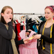 Stock Photo: Shopping time