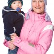 Mother with son — Stock Photo #9713410