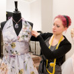 Dressmaker — Stock Photo #9832375