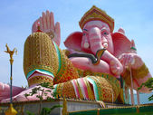 Ganesha statue in Thailand — Stock Photo