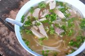 Vietnamese pho soup — Stock Photo