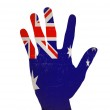 United kingdom flag — Stock Photo #10562513