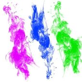 Abstract ink in water — Stock Photo