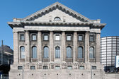 Berlin Museumsinsel / Pergamon Museum — Stock Photo