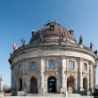 Berlin Museumsinsel / Bode Museum — Stock Photo