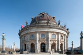 Berlin Museumsinsel / Bode Museum — Stock Photo