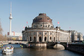 Museumsinsel Berlin / Bode Museum — Stock Photo