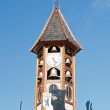 Stock Photo: Berlin Alexanderplatz - bell tower