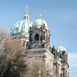 Berlin Museumsinsel – Berliner Dom — Stock Photo
