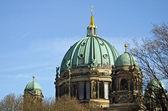 Berlin – Berliner Dom — Stock Photo