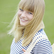 Happy young woman - Stock fotografie